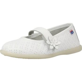 Buty Dziewczynka Baleriny Conguitos IVS10255 Biały