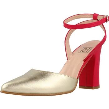 Buty Damskie Sandały Joni 15500 Czerwony