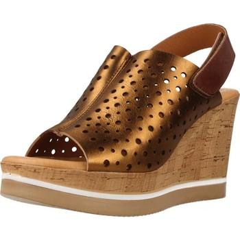 Buty Damskie Sandały Carmela 66165C Brązowy