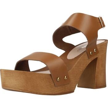 Buty Damskie Sandały Antonio Miro 316708 Brązowy