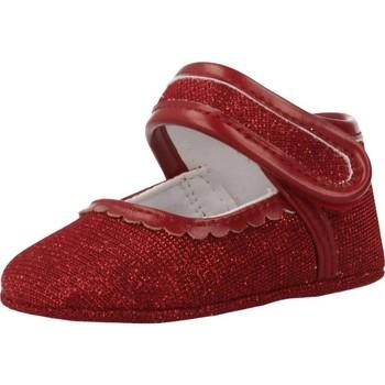 Buty Dziewczynka Derby & Richelieu Chicco OSKA Czerwony