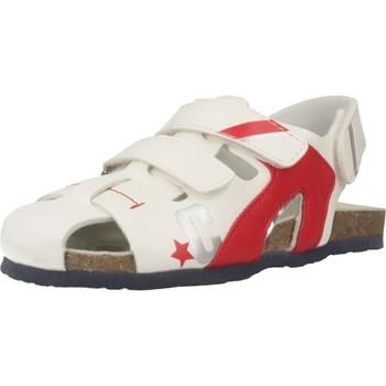 Buty Chłopiec Sandały sportowe Chicco HELIX Biały
