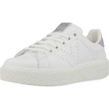 Buty Dziewczynka Trampki niskie Victoria 1262115 Biały