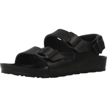 Buty Chłopiec Sandały Birkenstock 1009353 Czarny