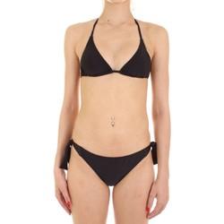 tekstylia Damskie kostium kąpielowy dwuczęściowy Joséphine Martin STEFY Czarny