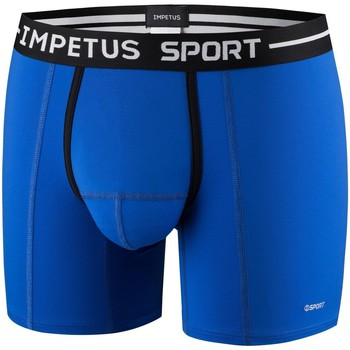 Bielizna Męskie Bokserki Impetus Sport 2052B87 C11 Niebieski