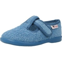 Buty Chłopiec Kapcie niemowlęce Vulladi 3112 052 Niebieski