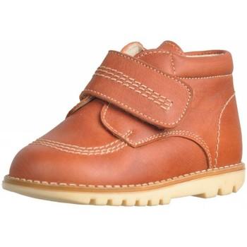 Buty Chłopiec Trampki wysokie Landos 61S77 Brązowy