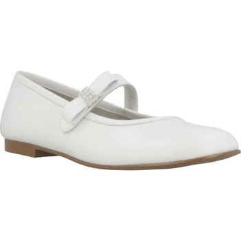 Buty Dziewczynka Baleriny Landos 8186AE Biały