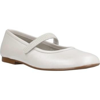 Buty Dziewczynka Baleriny Landos 8236AE Biały