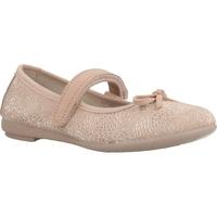 Buty Dziewczynka Derby & Richelieu Vulladi 7404 070 Beżowy