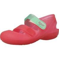 Buty Dziewczynka Buty do sportów wodnych Igor S10146 Rose