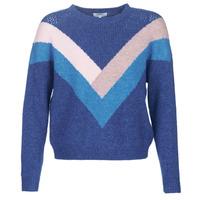 tekstylia Damskie Swetry Only ONLFCORA Niebieski