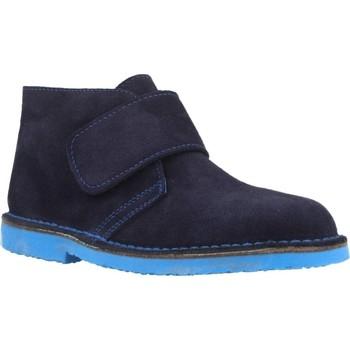 Buty Chłopiec Buty za kostkę B-Run 513 Niebieski