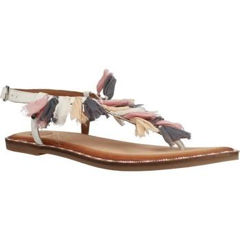 Buty Dziewczynka Sandały Gioseppo 43850G Biały