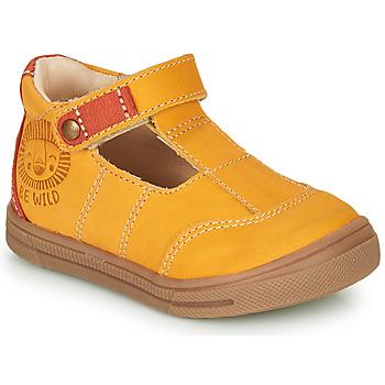 Buty Chłopiec Sandały GBB ARENI Żółty