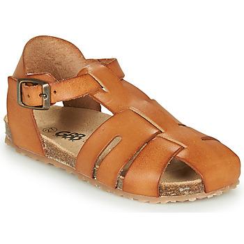 Buty Chłopiec Sandały GBB FREDERICO Cognac