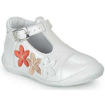 Buty Dziewczynka Baleriny GBB AGATTA Biały