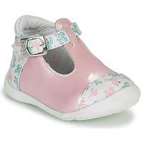 Buty Dziewczynka Baleriny GBB MERTONE Różowy