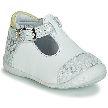 Buty Dziewczynka Baleriny GBB MERTONE Biały