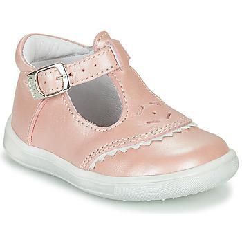 Buty Dziewczynka Baleriny GBB AGENOR Różowy