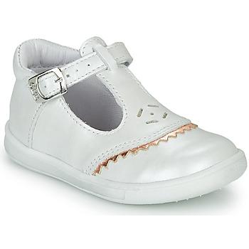 Buty Dziewczynka Baleriny GBB AGENOR Biały
