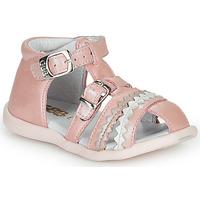 Buty Dziewczynka Sandały GBB ALIDA Różowy