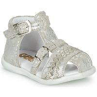 Buty Dziewczynka Sandały GBB ALIDA Beżowy