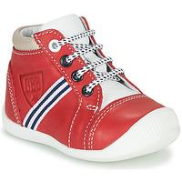Buty Chłopiec Trampki wysokie GBB GABRI Czerwony