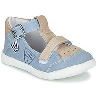 Buty Chłopiec Sandały GBB BERETO Niebieski