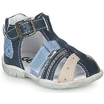 Buty Chłopiec Sandały GBB BYZANTE Niebieski