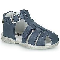 Buty Chłopiec Sandały GBB ARIGO Niebieski
