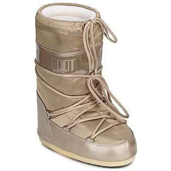 Buty Damskie Śniegowce Moon Boot MOON BOOT GLANCE Platinum