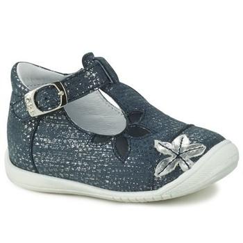 Buty Dziewczynka Baleriny GBB ANAXI Niebieski
