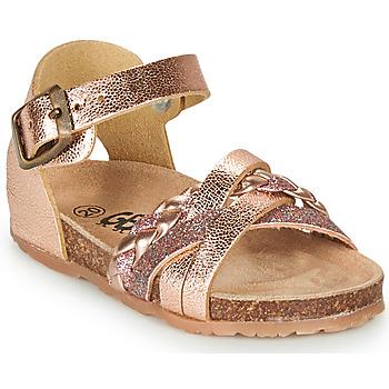 Buty Dziewczynka Sandały GBB ALECTA Różowy / Gold