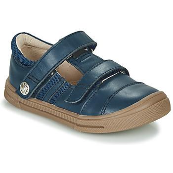 Buty Chłopiec Sandały GBB MANUK Niebieski