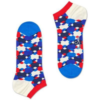 Dodatki Skarpety Happy Socks Diamond dot low sock Wielokolorowy