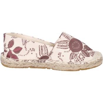Buty Dziewczynka Espadryle Manila Grace AP456 Beżowy