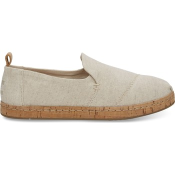 Buty Damskie Espadryle Toms Oxford Women's Deconstructed Alpargata Cork Natural