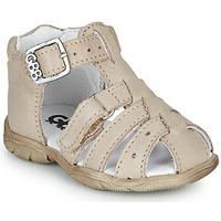 Buty Chłopiec Sandały GBB ARIGO Biały / Cassé