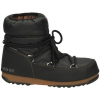 Buty Damskie Kozaki Moon Boot W.E. LOW N nebro-nero-bronzo