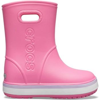 Buty Dziecko Kalosze Crocs™ Crocs™ Crocband Rain Boot Kid's 13