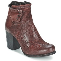 Buty Damskie Botki Airstep / A.S.98 SOURCE BORDEAUX