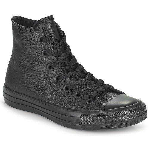 c7f7d3ee3690d Converse CHUCK TAYLOR ALL STAR MONO HI Czarny - Bezpłatna dostawa ...