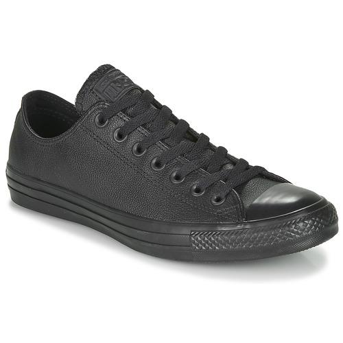 1f864b0797de8 Converse CHUCK TAYLOR ALL STAR MONO OX Czarny - Bezpłatna dostawa ...