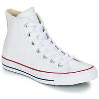 Buty Trampki wysokie Converse Chuck Taylor All Star CORE LEATHER HI Biały