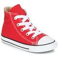 Buty Dziecko Trampki wysokie Converse CHUCK TAYLOR ALL STAR CORE HI Czerwony