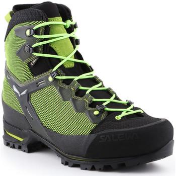 Buty Męskie Trekking Salewa Ms Raven  GTX 61343-0456 zielony