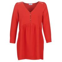 tekstylia Damskie Sukienki krótkie Betty London LADY Czerwony