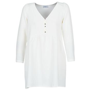 tekstylia Damskie Sukienki krótkie Betty London LADY Biały